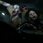 Zombies resident evil