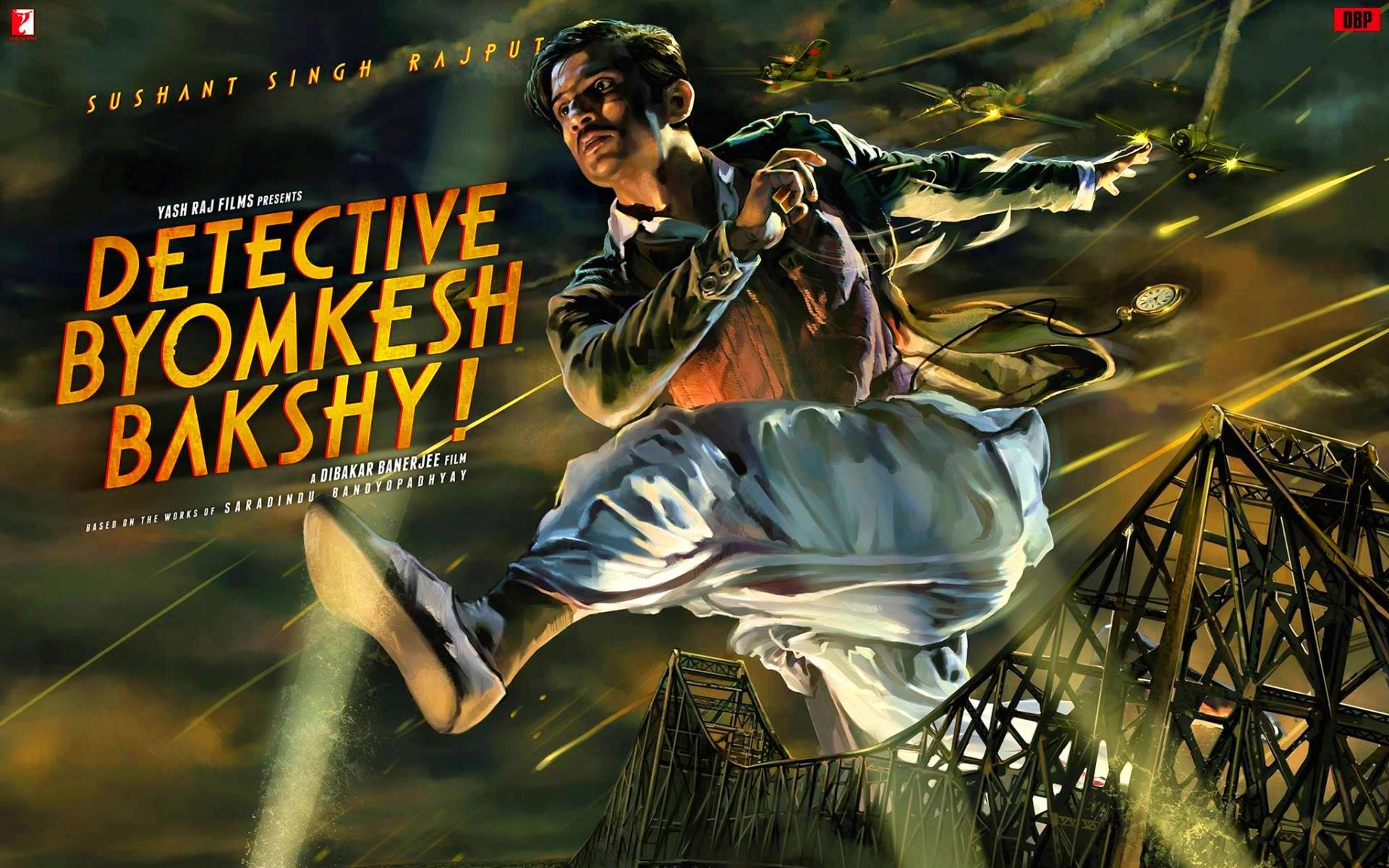 Watch The Trailer Of Indian Mystery Thriller Byomkesh
