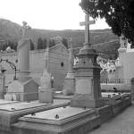 cementerio Cinco Saltos, Rio Negra, Argentina
