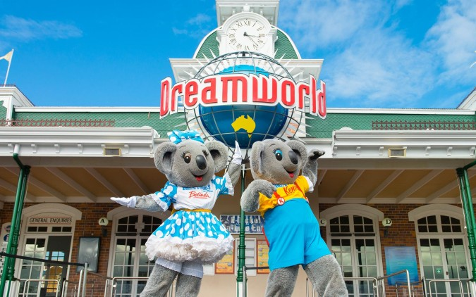 Dreamworld haunted
