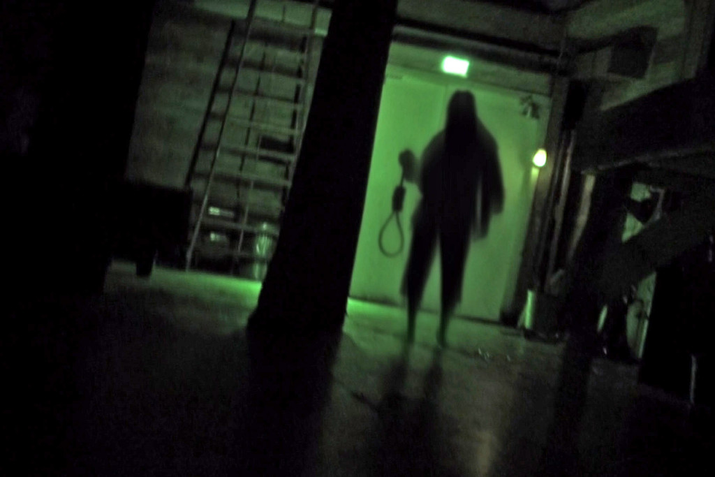 the-gallows ghost