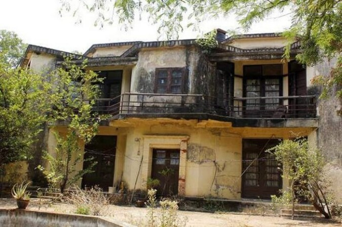 Valmiki-Nagar Chennai haunted house